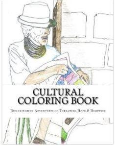 cultural coloring snip