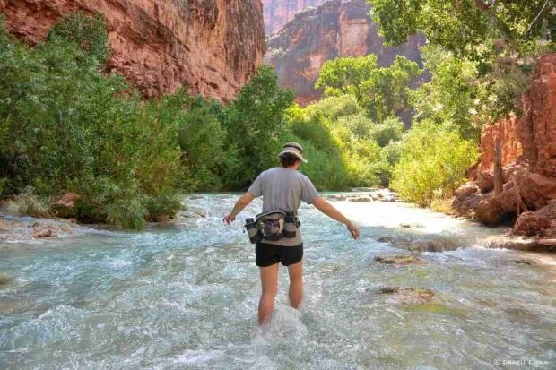 Water Hike